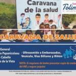 Mañana llevarán Caravana de Salud a San Pablo, Tolimán