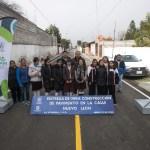 Entrega Gobierno de SJR Mejoramiento de Calle en La Estancia