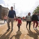 Gobierno de Memo Vega mejora calles y servicios en El Rosario, SJR