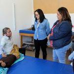 Diputada Lety Rubio reconoce labor de terapeutas
