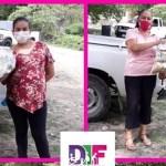 En Arroyo Seco continúa Programa de Complementos Alimenticios a Mujeres Embarazadas