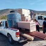 Familias de Huimilpan se benefician con paquetes para vivienda digna