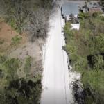 Urbanizan importante vía en Tilaco, Landa de Matamoros