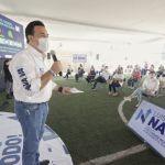 Ningún niño se queda sin escuela en Querétaro: Luis Nava