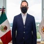 Urge Pancho Domínguez a reforzar medidas sanitarias ante incremento de Covid en el Estado