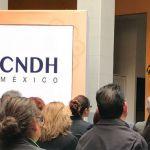 CNDH señala a policías de Coahuila de complicidad en desapariciones