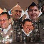 Se registran 7 para buscar la alcaldía de Puebla