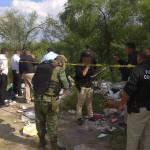 Hallan cadáver en un basurero de Matamoros