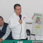 Piden a Barbosa aclarar patrimonio de 25 mdp