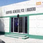 Negligencia médica en Hospital General de Fco. I. Madero, muere bebé recién nacida