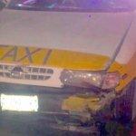 Taxista arrolla a mujer en Acuña; circulaba a exceso de velocidad