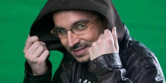 Jordi Évole como El Follonero