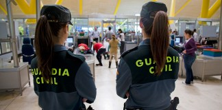 Guardia Civil seguridad nacional