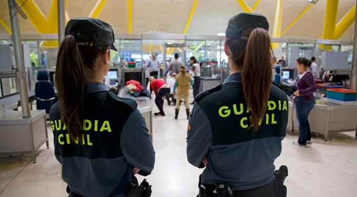 Guardia Civil seguridad nacional