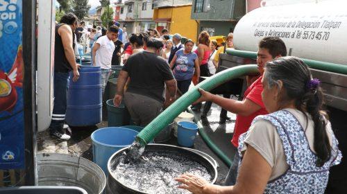 En riesgo la sustentabilidad del agua en el Valle de México
