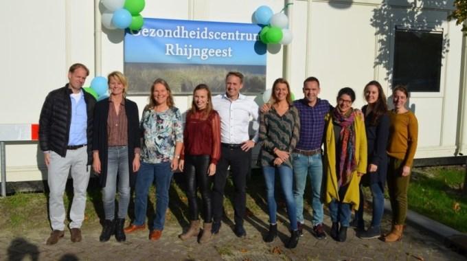 In 2020: Spreekuur In Nieuw-Rhijngeest!