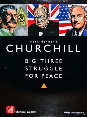 Churchill Brettspiel von GMT