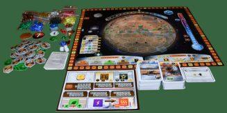 Terraforming Mars Spielmaterial