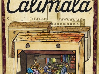 Calimala Cover
