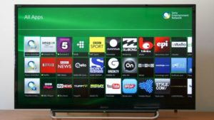 "What speed is necessary for ""smart TV"""