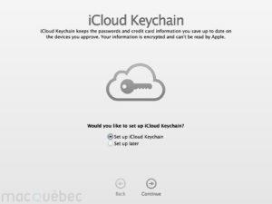 iCloud Keychain