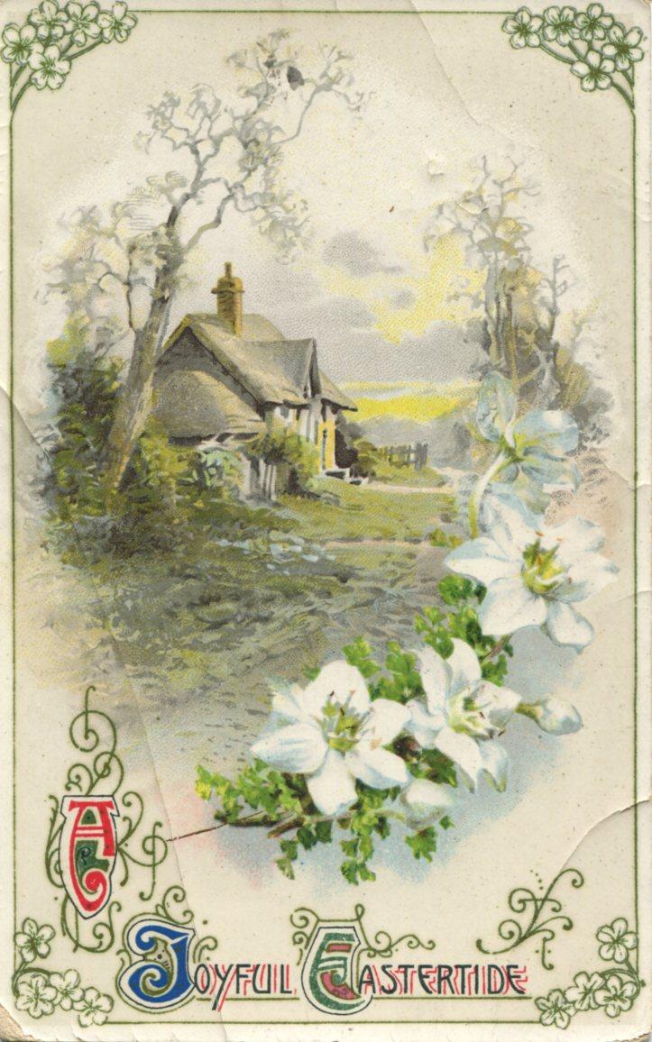 Vintage Easter Postcards Vintage Postcards