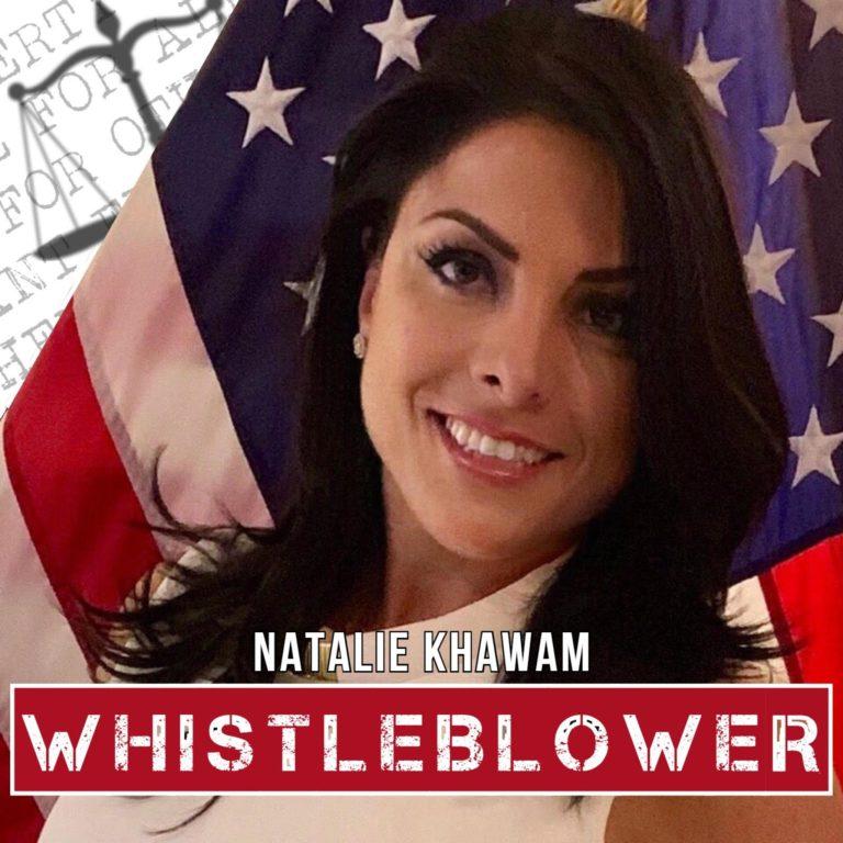 Whistleblower With Natalie Khawam – Trailer 1