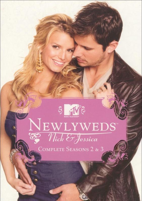 newlyweds nick and jessica