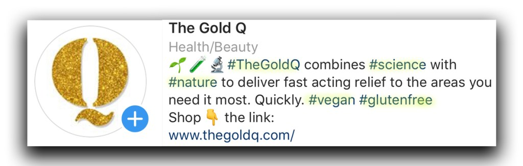 The Gold Q