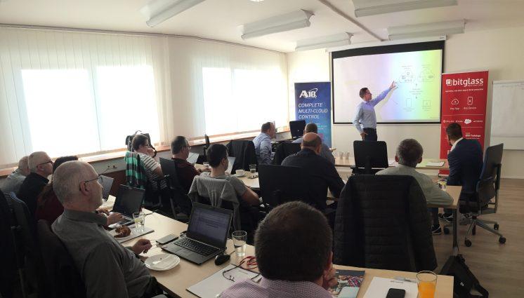 A10 Networks & Bitglass Product Workshop, Prague 2018