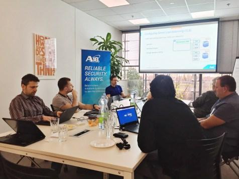 A10 Networks workshop for IBM, Prague 2018