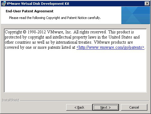 VMware Disk mount Utility : Retrieve data present on VMDK