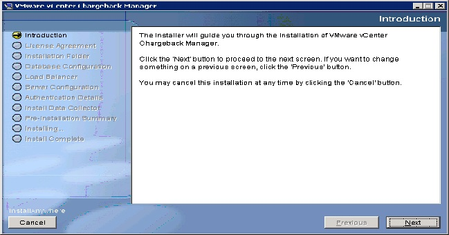 How to - Upgrade vcenter chargeback manager 2.5 to 2.6 - 3
