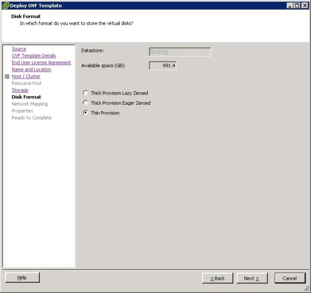 vcenter support assistant 5.5 - 10