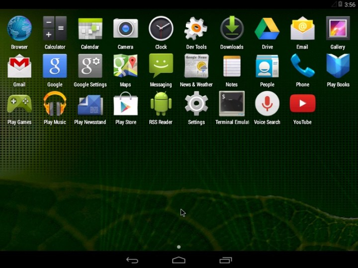 How To Run Android Kitkat on VMware Workstation 22