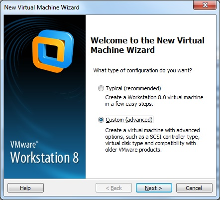 How To Run Android Kitkat on VMware Workstation 3