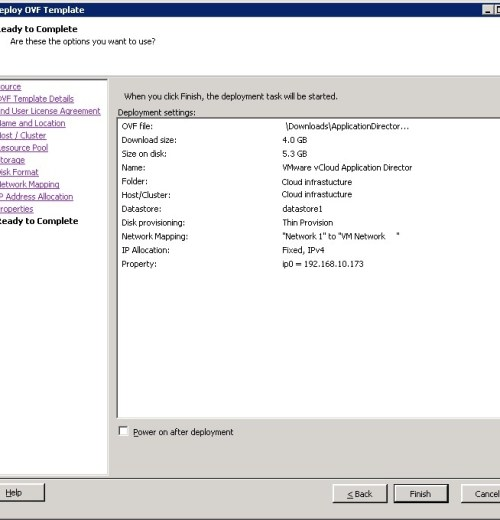 Application-Director-Intergration-with-vCAC-6.0-Part-1-12