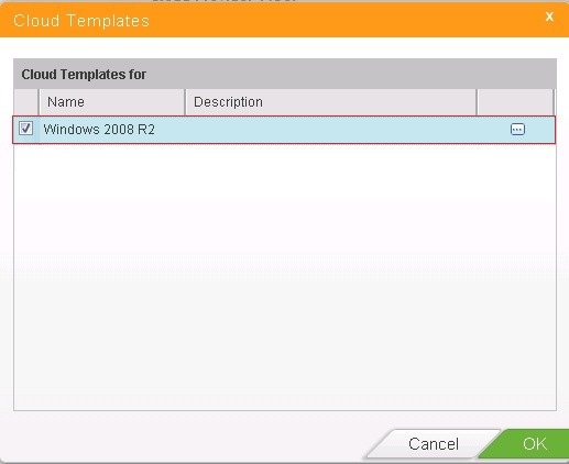 Application Director Intergration with vCAC 6.0 - Part 8 - 2