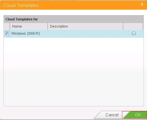 Application Director Intergration with vCAC 6.0 - Part 8 - 3