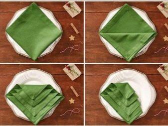 Оригами из салфеток (23 фото): фигурки из бумажных ...
