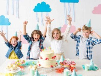 Как провести день рождения ребенка дома? - 53