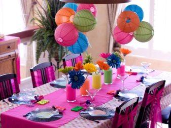 Как провести день рождения ребенка дома? - 72