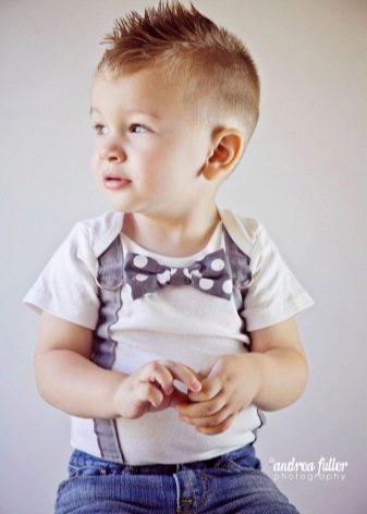 Стрижка мальчика машинкой дома (34 фото): как правильно ...