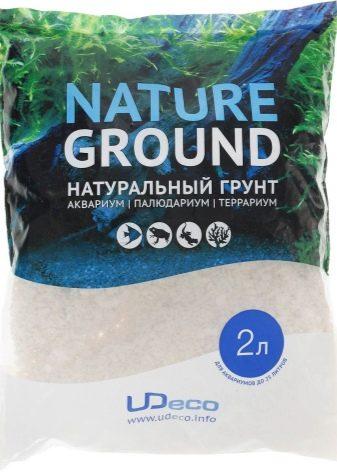 Как выбрать аквариумный грунт: виды, советы и правила grunt dlya akvariuma vidy vybor i primenenie AquaDeco Shop