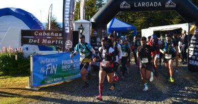 Ushuaia Trail Race: exitosa jornada de deporte y naturaleza