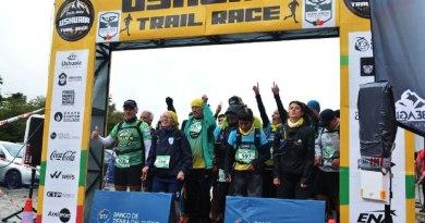 El sábado se realizará una nueva edición de Ushuaia Trail Race en el fin del mundo