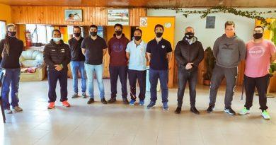 Nuevo encuentro en torno a la realización de la 37ª edición de la vuelta a la Tierra del Fuego