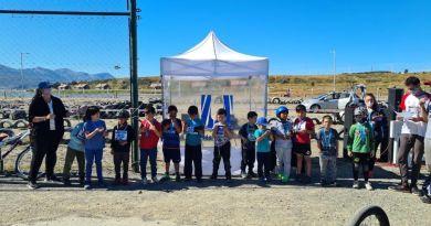Finalizó la 1°edición de la liga municipal de verano de Ushuaia