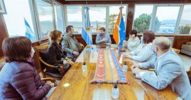 Gobierno y Nación trabajan para hacer de Tierra del Fuego un Polo audiovisual con proyección mundial