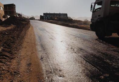 Por pavimentación de Los Ñires se cortará el tránsito en un tramo de la calle
